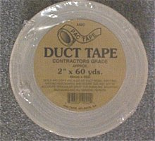 "DUCT TAPE 2""  X  60 YDS."